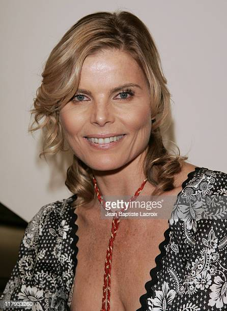Mariel Hemingway during Mariel Hemingway Signs Copies of Her Book 'Healthy Living From The Inside Out' January 19 2007 at Private Residence in...
