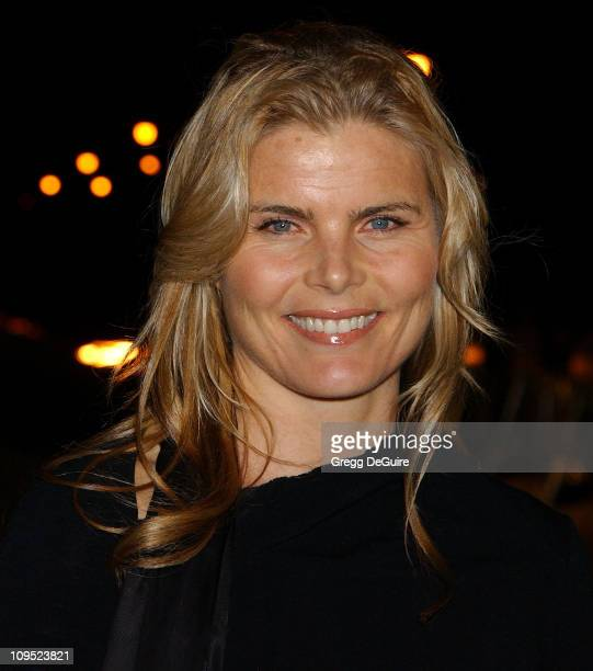 Mariel Hemingway during The Words and Music of 'Cold Mountain' at Royce Hall in Westwood California United States