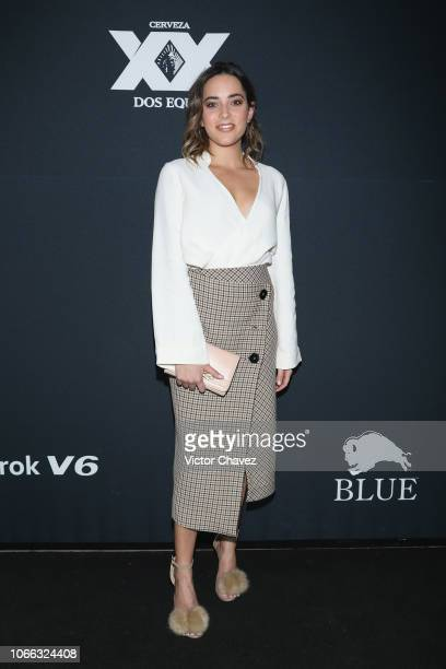 Mariel Molino attends the 8th anniversary of EstiloDF at Foro Masaryk on November 28 2018 in Mexico City Mexico