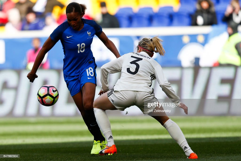 2017 SheBelieves Cup - France v Germany