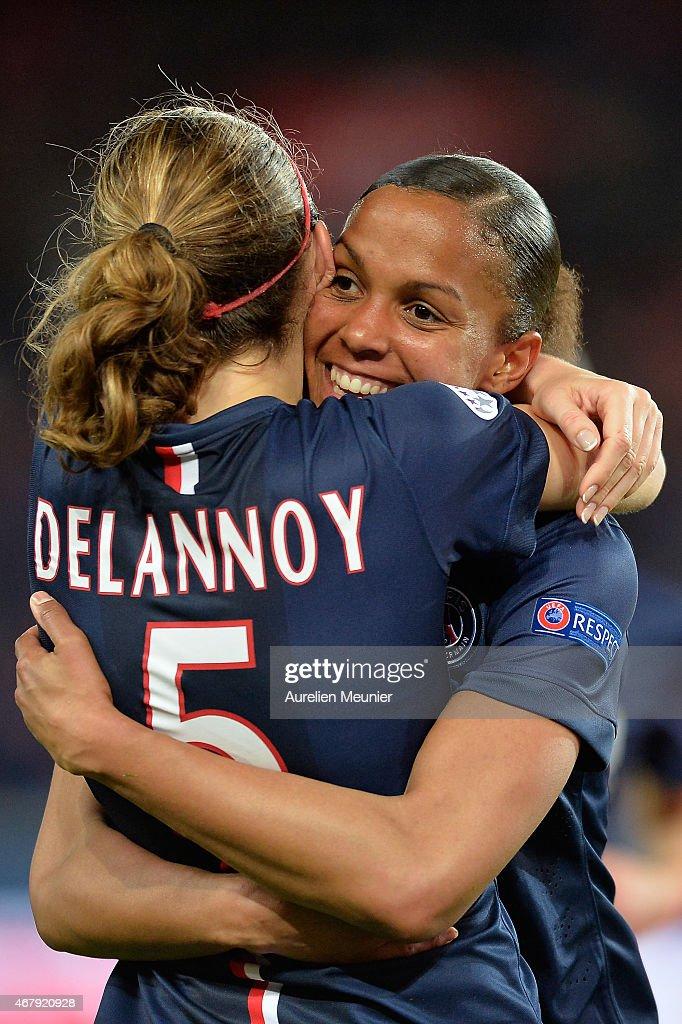 Paris Saint-Germain v Glasgow City FC -UEFA Womens Champions League Quarter Final
