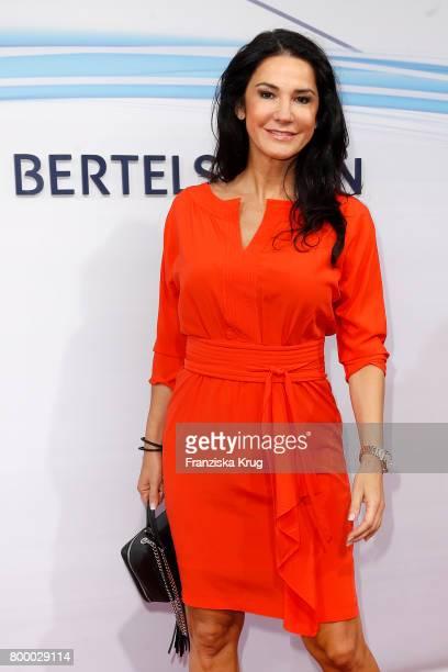 Mariella Ahrens attends the 'Bertelsmann Summer Party' at Bertelsmann Repraesentanz on June 22 2017 in Berlin Germany