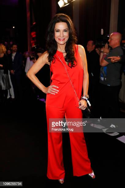 Mariella Ahrens during the BUNTE BMW Festival Night at Restaurant Gendarmerie on February 8 2019 in Berlin Germany