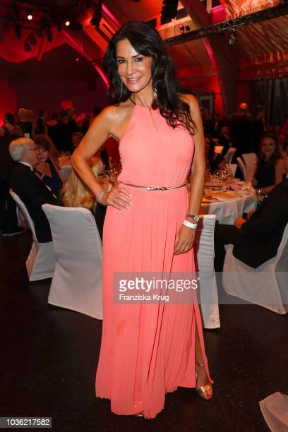 Mariella Ahrens during the Dreamball 2018 at WECC Westhafen Event Convention Center on September 19 2018 in Berlin Germany