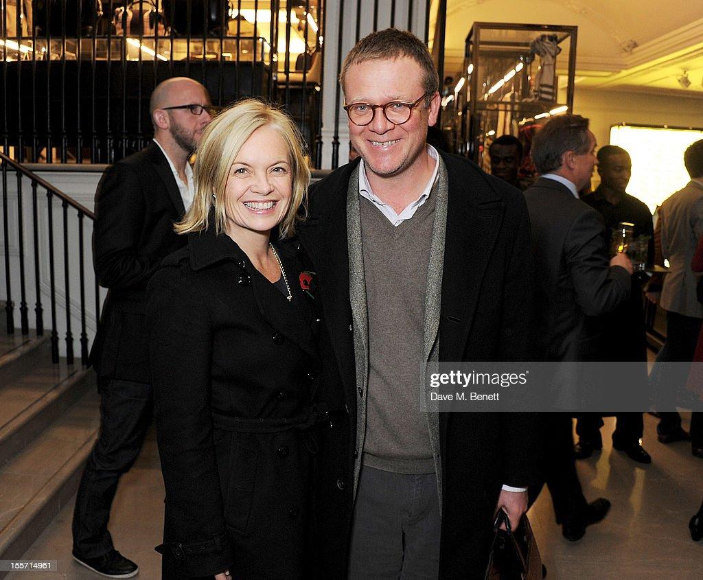 London Evening Standard's 1000 Most Influential Londoners at Burberry Regent Street