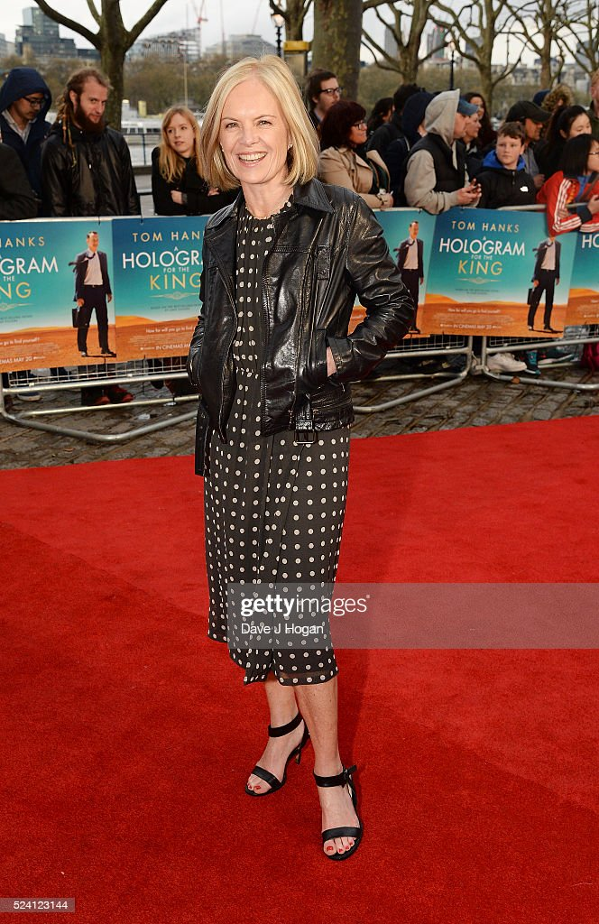 """A Hologram For The King"" - UK Film Premiere - VIP Arrivals"