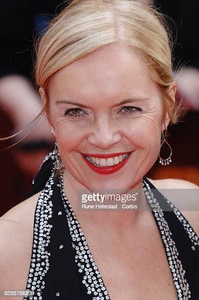 Mariella Frostrup attends the TV Bafta awards at Grosvenor HouseLondonUK