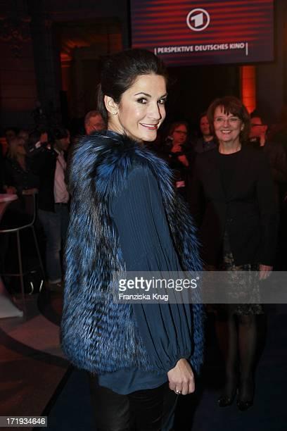 Mariella Gräfin Von Faber Castell Bei Der Ard Blue Hour Opening Party Im Museum Für Kommunikation In Berlin