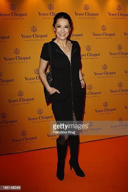 Mariella Gräfin Von Faber Castell Beim 25. Prix Veuve Clicquot Im Hotel De Rome In Berlin .