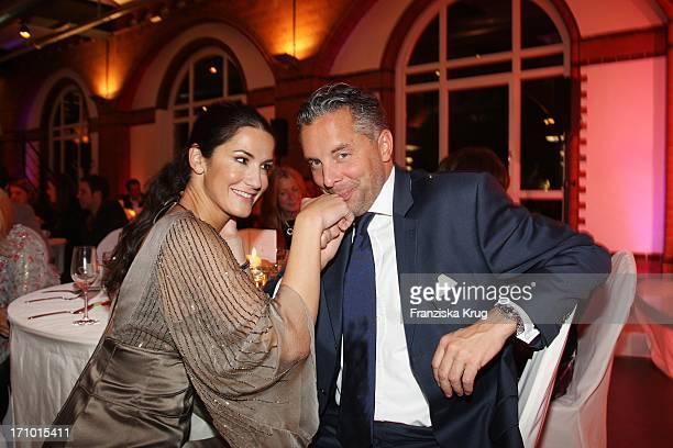Mariella Gräfin Von Faber Castell Und Ehemann Patrick Graf Von Faber-Castell Beim 1. Charity Gala Dinner Zugunsten Lebensherbst E.V. Von...