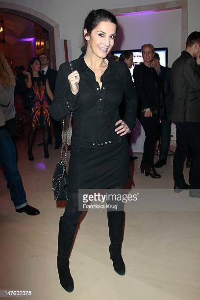 Mariella von FaberCastell attends the Tele 5 Director's Cut at Hotel Adlon in Berlin on February 17 2012 in Berlin Germany