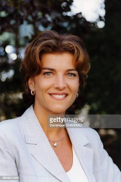 Marielle Fournier le 2 septembre 1999 à Paris, France.