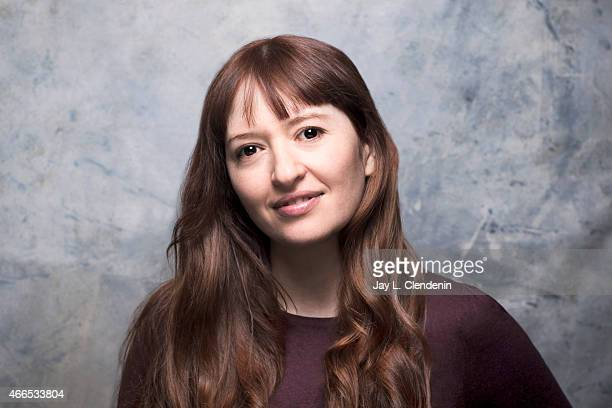 Marielle Heller is photographed for Los Angeles Times at the 2015 Sundance Film Festival on January 24 2015 in Park City Utah PUBLISHED IMAGE CREDIT...