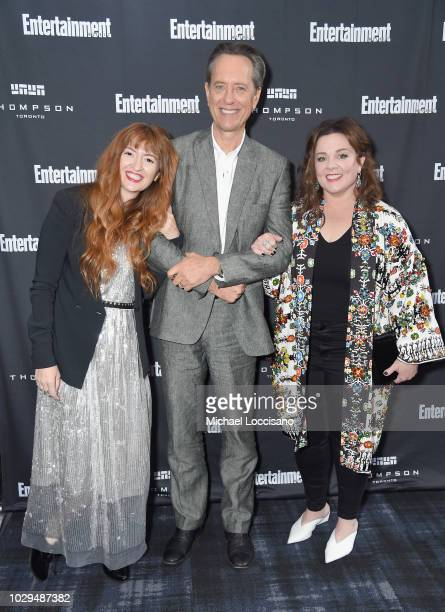 Marielle Heller Richard E Grant and Melissa McCarthy attend Entertainment Weekly's Must List Party at the Toronto International Film Festival 2018 at...