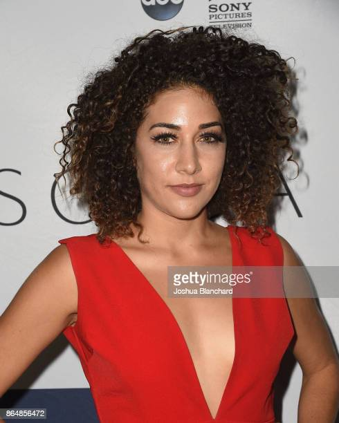 Marielle Scott arrives at Autism Speaks Into the Blue Gala on October 21 2017 in Los Angeles California