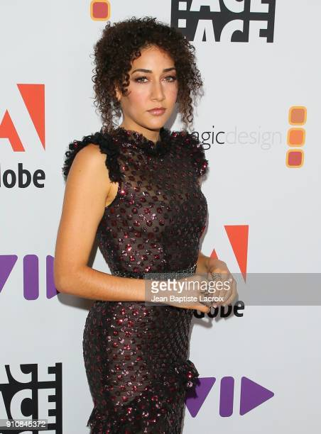 Marielle Scott attends the 68th Annual ACE Eddie Awards on January 27 2018 in Beverly Hills California