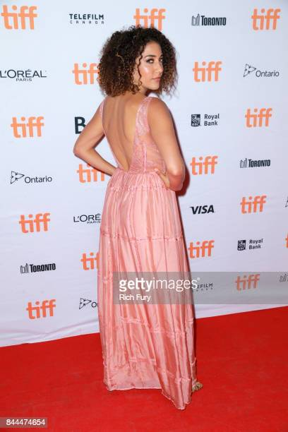 Marielle Scott attends the 'Lady Bird' premiere during the 2017 Toronto International Film Festival at Ryerson Theatre on September 8 2017 in Toronto...
