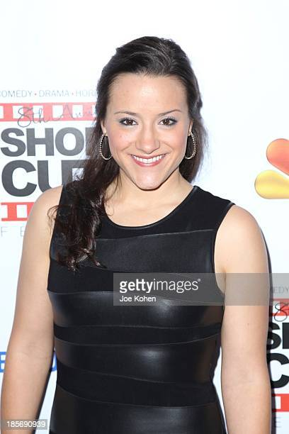 Marielle Woods attends NBC Universal's 8th Annual Short Cuts Festival Grand Finale at DGA Theater on October 23 2013 in Los Angeles California