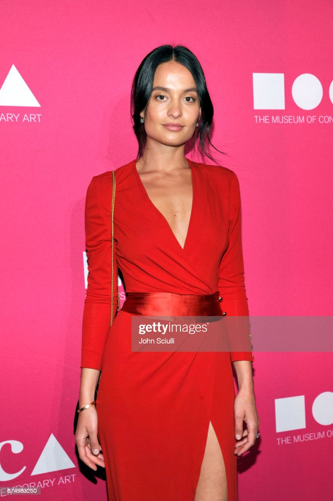 MOCA Gala 2017 Honoring Jeff Koons : News Photo