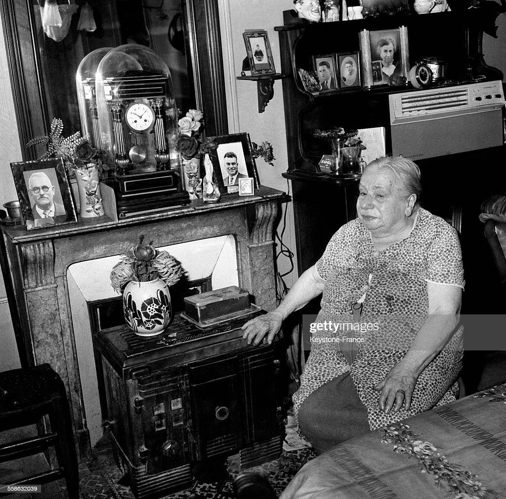 marie louise lenotre une des plus anciennes et plus mritantes concierges de paris