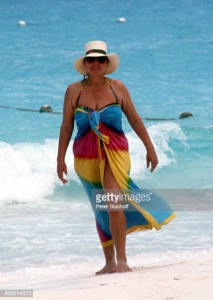 MarieLuise Marjan Hotel 'Hyatt Cancun Caribe' am in Cancun Mexico