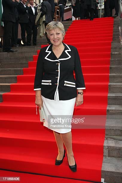 MarieLuise Marjan In The 'Media Night' to 'International Media Dialogue' The Nox In Hamburg