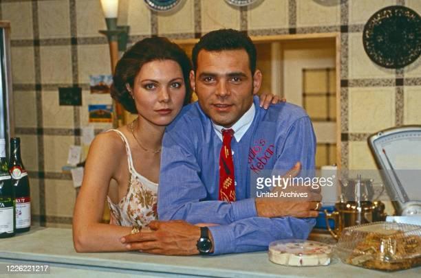 Marienhof Fernsehserie Deutschland 1992 2011 Darsteller Caroline Grothgar Giovanni Arvaneh