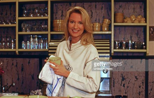 Marienhof, Fernsehserie, Deutschland 1992 - 2011, Darsteller: Olivia Augsutinski