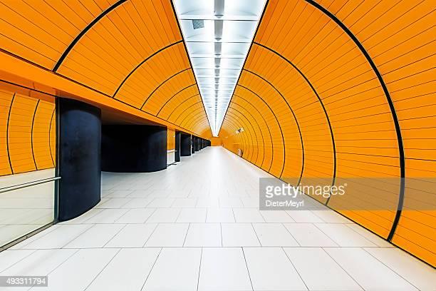Marienplatz subway station in Munich
