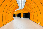 Marienplatz subway station in Munich