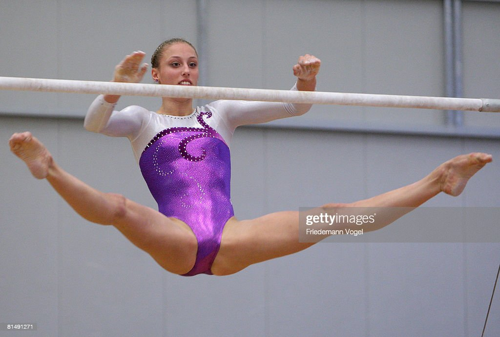 Gymnastics Olympic Selection Trials Day 2 : News Photo
