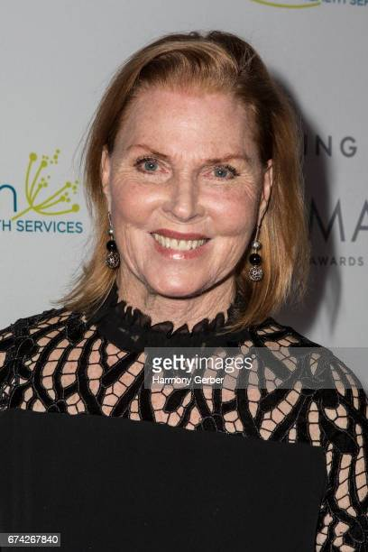 Mariette Hartley attends the Didi Hirsch Mental Health Services' 2017 Erasing The Stigma Leadership Awards at The Beverly Hilton Hotel on April 27...