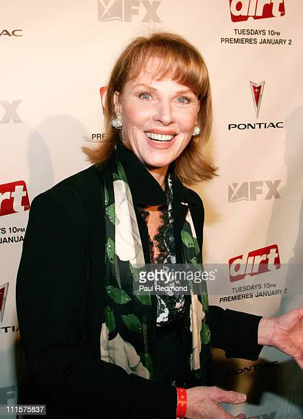 Mariette Hartley during Dirt Hollywood Premiere Arrivals and After Party in Hollywood California United States