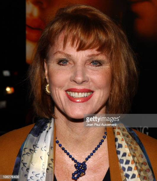 Mariette Hartley during Girl With A Pearl Earring Los Angeles Premiere Arrivals at Academy of Motion Pictures Arts and Sciences in Beverly Hills...