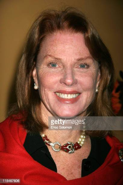 Mariette Hartley during There Used To Be Fireflies Opening Night January 20 2007 at Play Opening in Los Angeles California United States