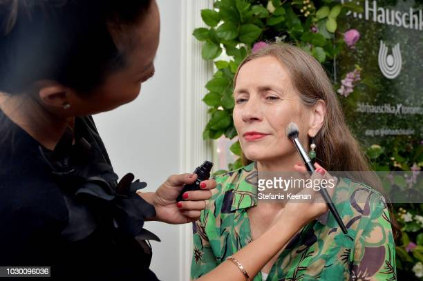 Mariette Rissenbeek attends German Films X Dr Hauschka Reception at the 43rd Toronto International Film Festival on September 9 2018 in Toronto Canada