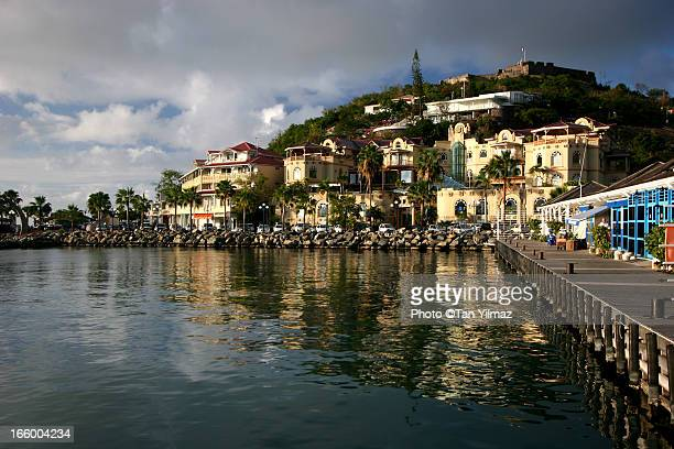 Marigot Harbor