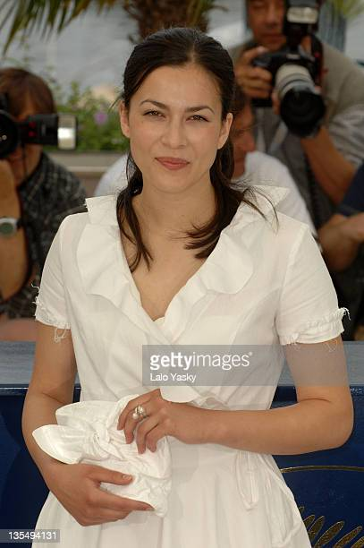 "Marija Petronijevic during 2007 Cannes Film Festival - ""Promise Me This"" Photocall at Palais des Festivals in Cannes, France."