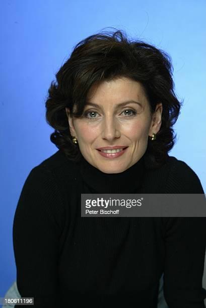 Marijam Agischewa Portrait Schauspieler geb 22 Dezember 1958 Sternzeichen Steinbock Porträt Pressekonferenz zur ARDReihe Lauter tolle Frauen Folge...