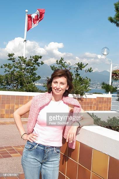 Marijam Agischewa ZDFReihe Traumschiff Folge 50 Episode 3 Eine Mutter ein Sohn und Victor Pitt Maedows Vancouver British Columbia Kanada Urlaub...