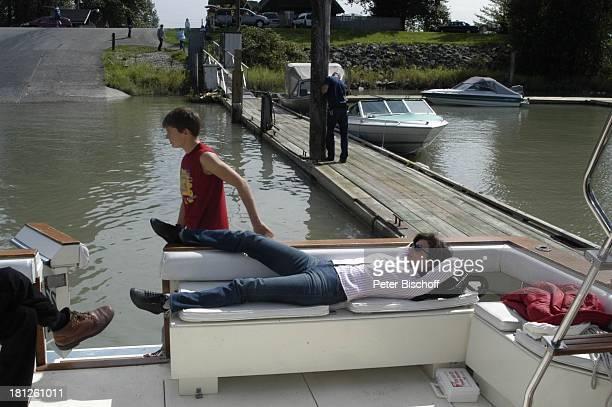 """Marijam Agischewa, ZDF-Reihe """"Traumschiff"""", Folge 50, Episode 3: """"Eine Mutter, ein Sohn und Victor"""", Pitt Maedows, Vancouver, British Columbia,..."""