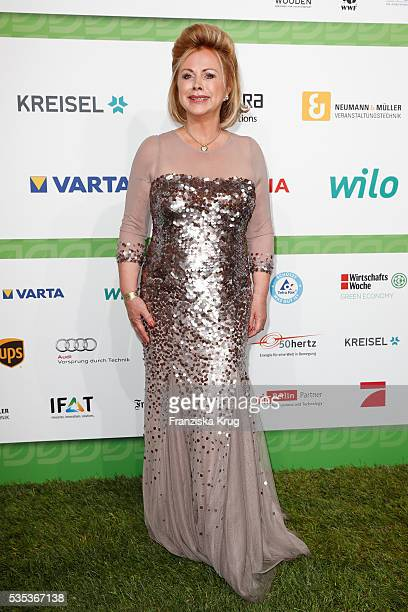 Marijke Amado attends the Green Tec Award at ICM Munich on May 29 2016 in Munich Germany