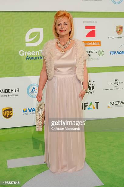 Marijke Amado attends the GreenTec Awards 2015 at Tempodrom on May 29 2015 in Berlin Germany
