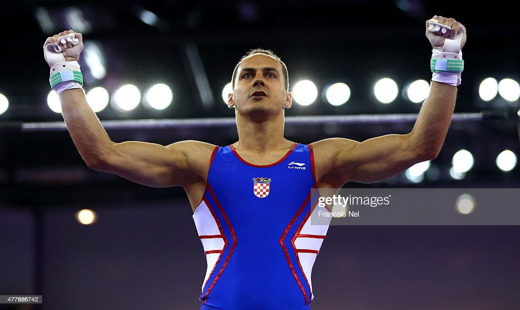 Artistic Gymnastics - Day 8: Baku 2015 - 1st European Games