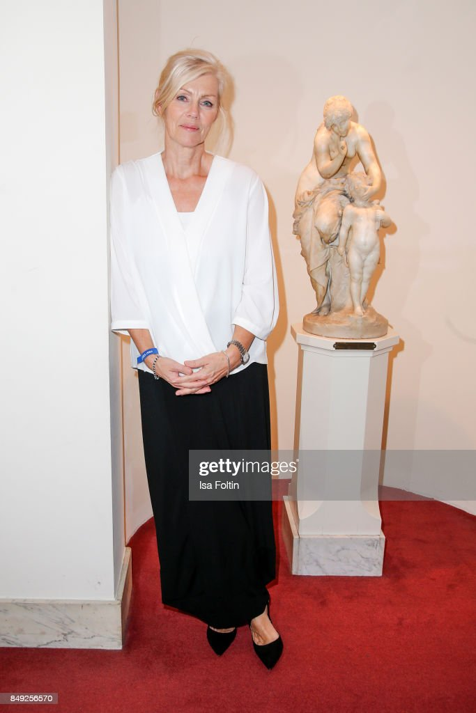 Marika George attends the First Steps Awards 2017 at Stage Theater on September 18, 2017 in Berlin, Germany.