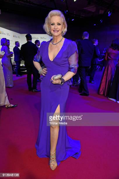 Marika Kilius attends the German Sports Gala 'Ball Des Sports' 2018 on February 3 2018 in Wiesbaden Germany
