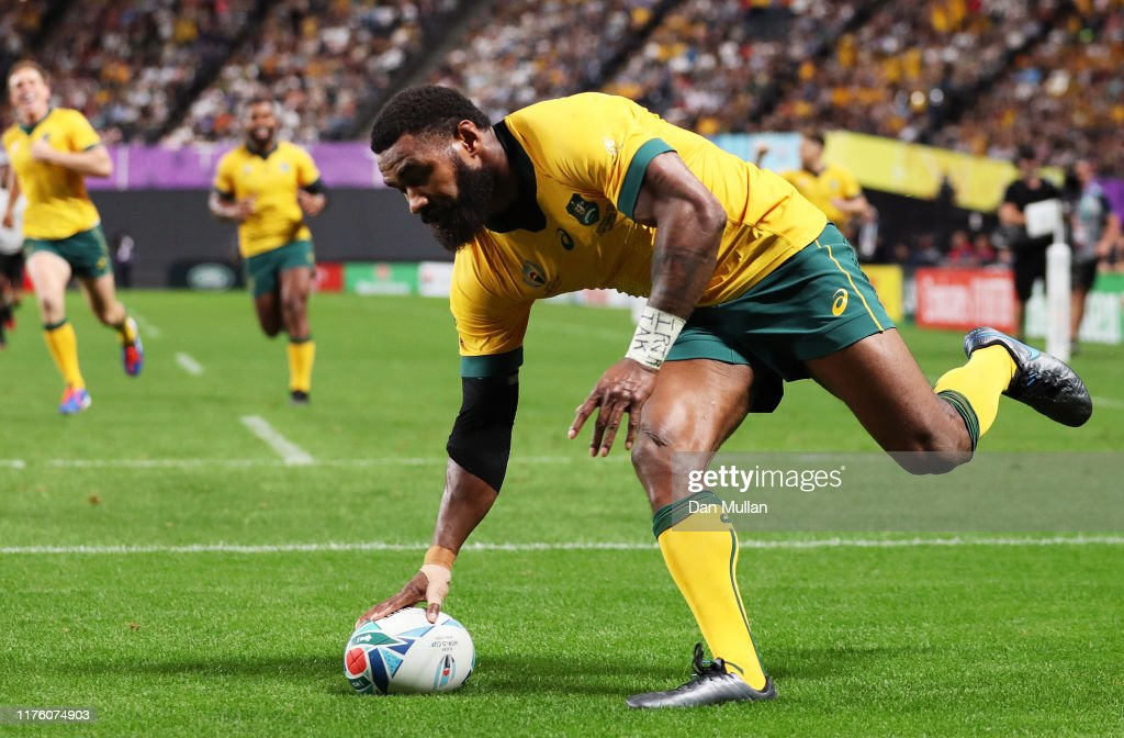 Australia v Fiji - Rugby World Cup 2019: Group D : News Photo