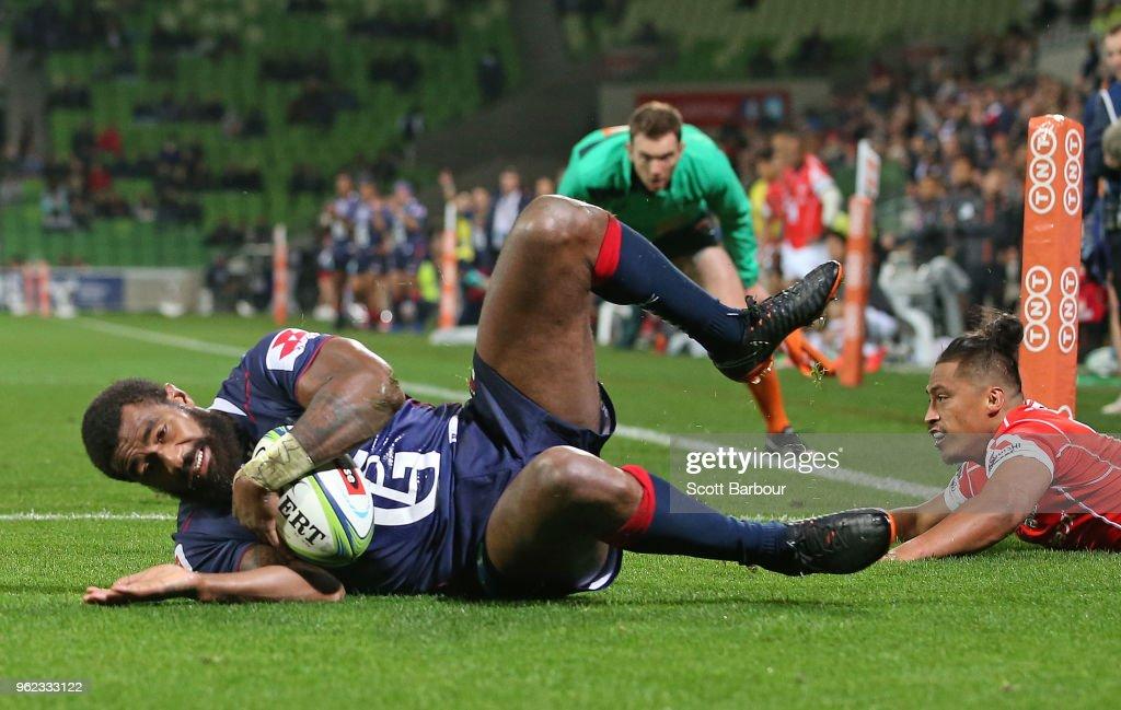 Super Rugby Rd 15 - Rebels v Sunwolves