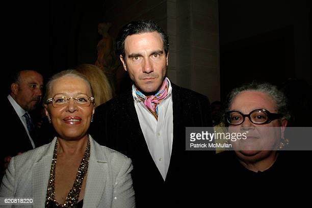 Marilena Ferrari Paolo Canevari and Lisa attend The Return of FMR Magazine at The Metropolitan Museum on March 13 2008 in New York City