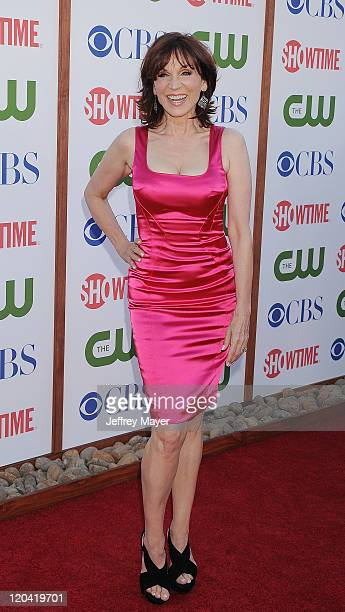 Marilu Henner arrives at the TCA Party for CBS The CW and Showtime held at The Pagoda on August 3 2011 in Beverly Hills California